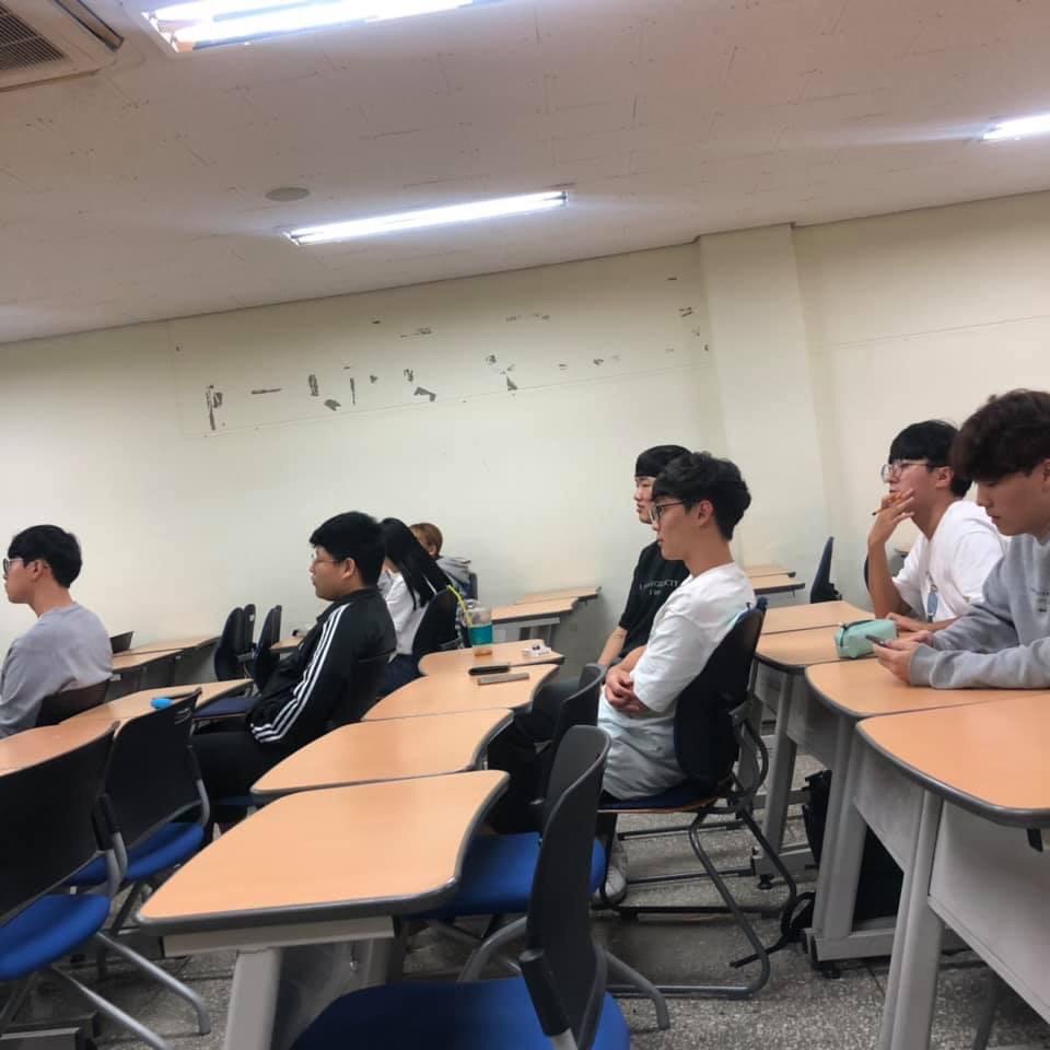 2019학년도 2학기 영어영문학과 개강총회 및 파티